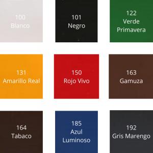 Crea Esmalte Laca al Agua - Gama Brillantes. En Tot Color, Villajoyosa. Códigos.
