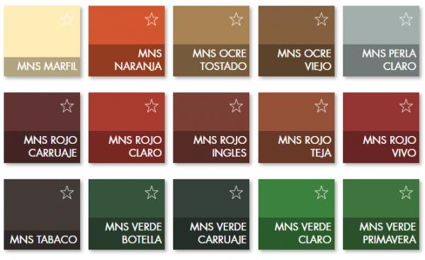 MontoSintétic - Colores 2