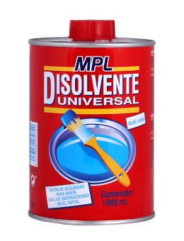 Disolvente para pintura y barniz Anti-velo