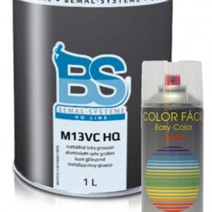 Spray de pintura bicapa para coches. En Tot Color, Villajoyosa.