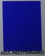 azul mediterráneo