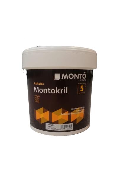Revestimiento Montokril Rugoso - MontóP