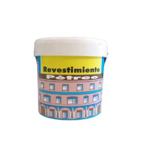 Revestimiento Pétreo Decoración Blanco - PlastBella