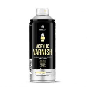 Spray Barniz Acrílico -MTN Pro