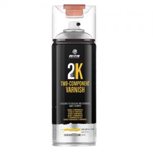 Spray Barniz 2K de Montana Pro