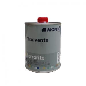 Disolvente Ferrorite - Montó