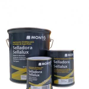 Imprimación Selladora Sellalux - Montó