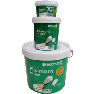Masilla Plasmont Al uso Multiusos - Montó